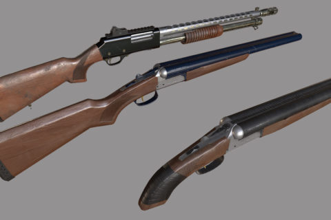 Permalink to: Shotgun Asset Pack